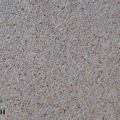 Жидкие обои Юрски 1401 Фуксия, разноцветные, хлопок