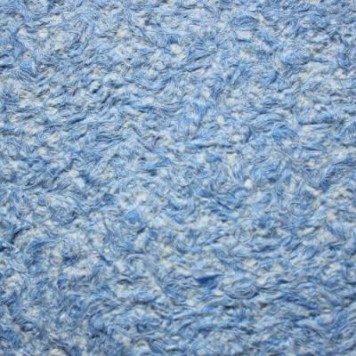 Жидкие обои Биопласт 877, синие, целлюлоза