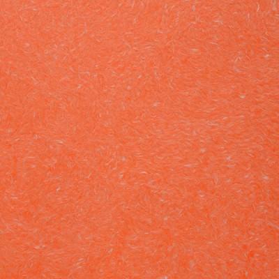 Жидкие обои Юрски 107 Бегония, оранжевые, шёлк