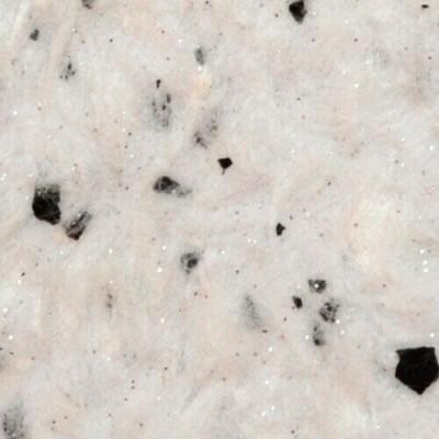 Жидкие обои Юрски 206 Гортензия, белые, шёлк