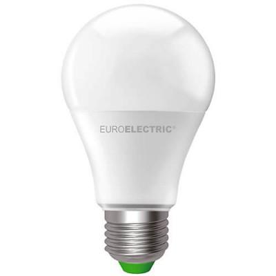 EUROELECTRIC LED Лампа А60 10W E27 4000K