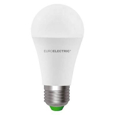 EUROELECTRIC LED Лампа А60 15W E27 4000K