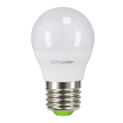 EUROLAMP LED Лампа ЕКО G45 5W E14 3000K