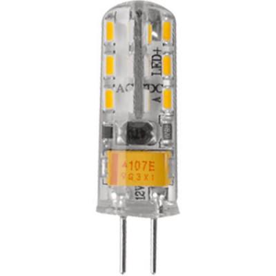 EUROLAMP LED Лампа капсульная силикон G4 2W G4 4000K