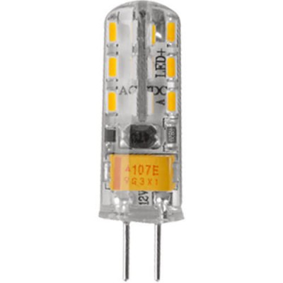 EUROLAMP LED Лампа капсульная силикон G4 2W G4 3000K