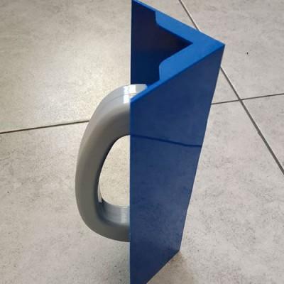 Пластиковий шпатель для внутрішніх кутів