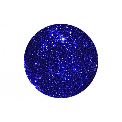 Блестки Биопласт синие точка